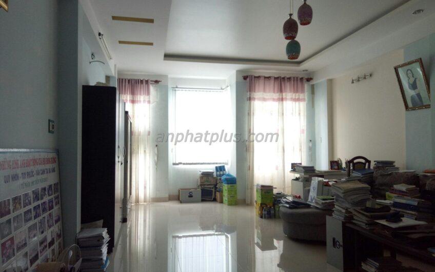 Cho thuê nhà MT Nguyễn Hữu Thọ đối diện Nhà xuất bản Giáo dục